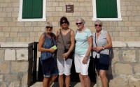 ilkley ladies on holiday
