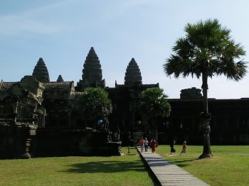 Birthday trip to Angkor Wat